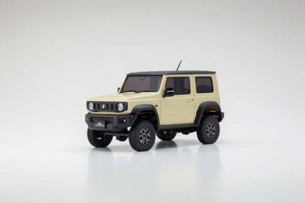 Mini-Z 4X4 MX-01 Suzuki Jimny Sierra Chiffon Ivory