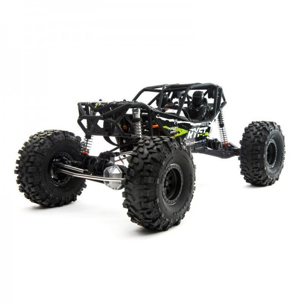 RBX10 Ryft 1/10th 4wd RTR Rock Bouncer Black