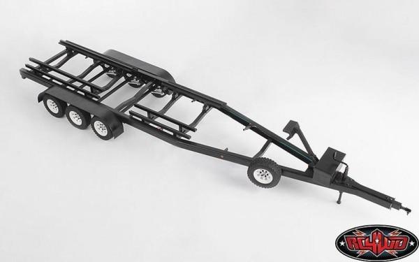 BigDog 1/10 Tri Axle Widebody Scale Boat Trailer RC4WD