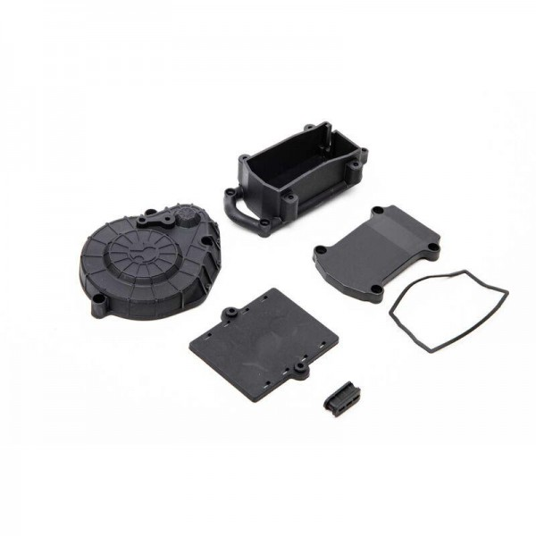 Cage Radio Box, Spur Cover (Black): RBX10 RYFT