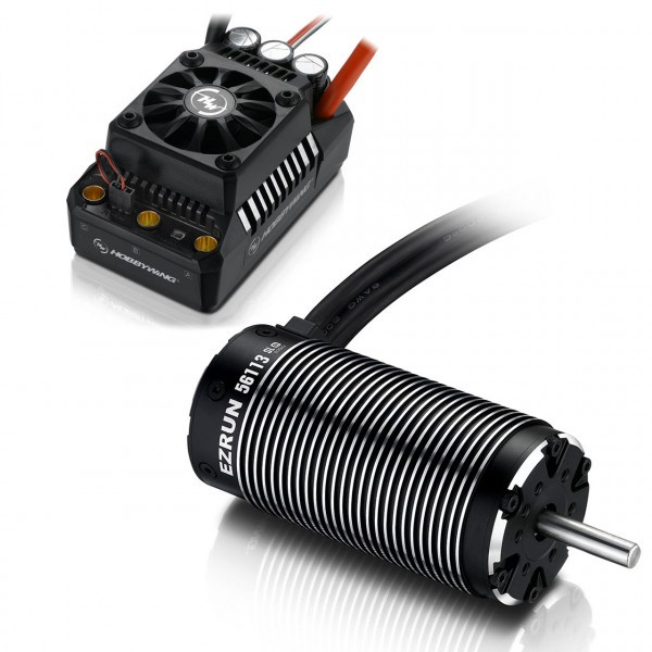 Hobbywing MAX5 Combo SL 56113 800KV Ezrun