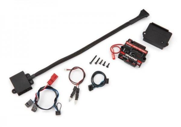 PRO SCALE advanced Licht-Control-System Power-Modul+Verteiler TRAXXAS