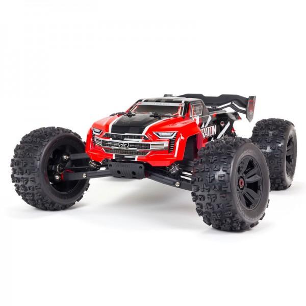 KRATON V5 6S 4WD BLX 1/8 RTR Red
