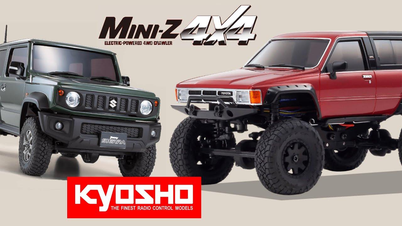 Kyosho Mini-Z 4x4