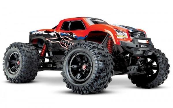 Traxxas TRX77086-4 X-Maxx 8S 4x4 VXL RotX RTR ohne Akku/Lader 4WD