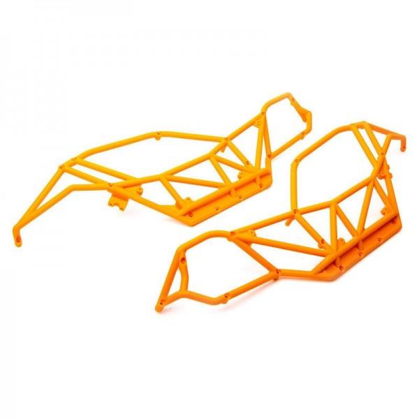 Cage Sides, L R (Orange): RBX10 RYFT