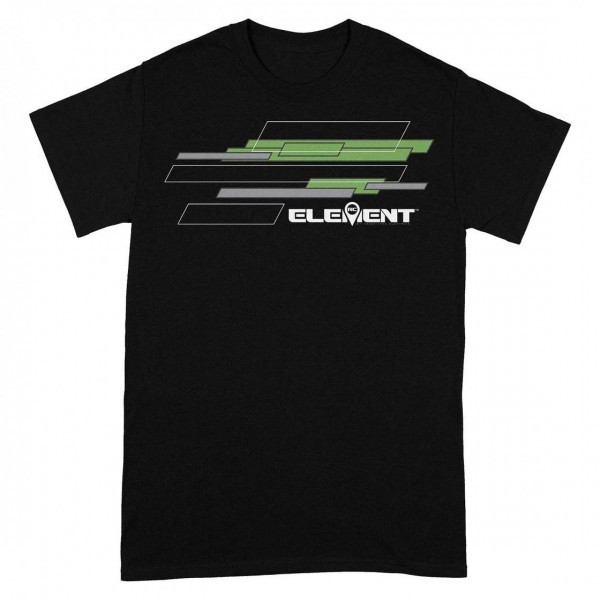 Element RC Rhombus T-Shirt, black, 2XL