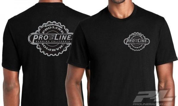 Pro-Line Manufactured schwarz T-Shirt Größe XX-Large