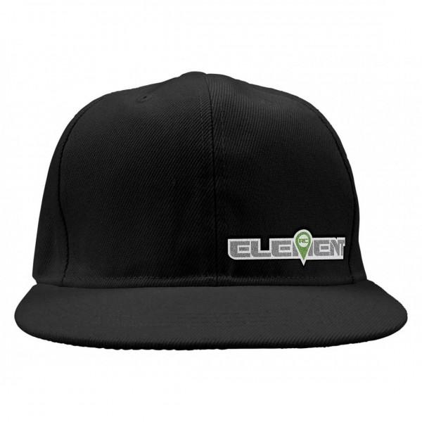 Element RC Hat, flat bill, black