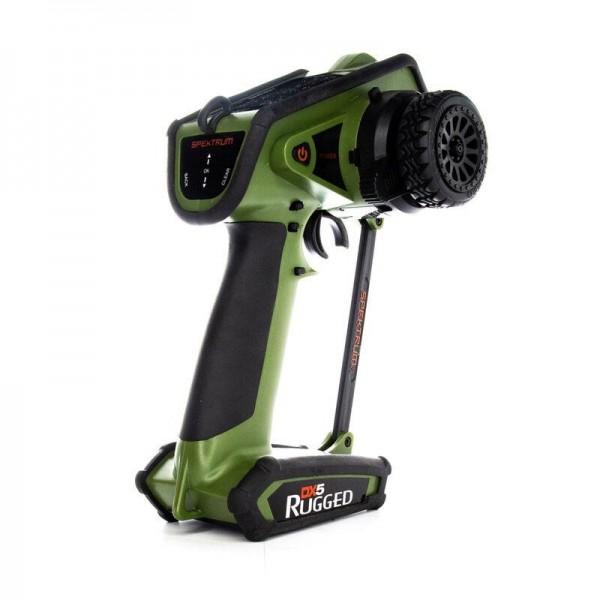 DX5 Rugged DSMR Fernsteuerung ohne Empfänger, Grün
