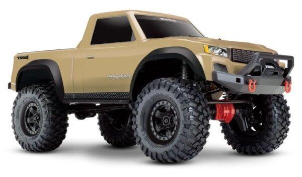 Traxxas TRX82024-4TAN TRX-4 Sport 4x4 tan RTR 1/10 4WD