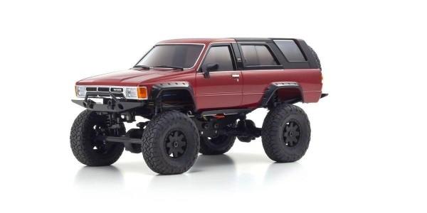 Mini-Z 4X4 MX-01 Toyota 4Runner Metallic Red