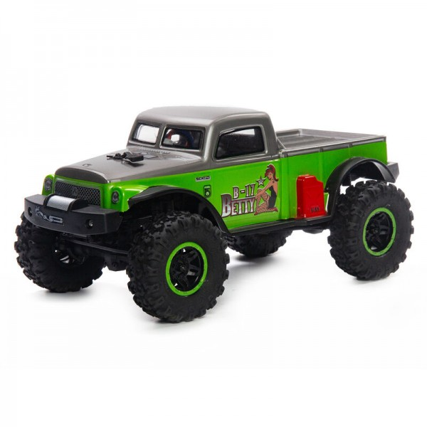 SCX24 B-17 Betty Limited Edition 4WD RTR