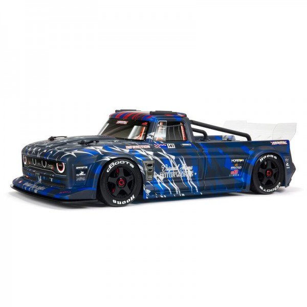 INFRACTION 6S BLX 1:7 All-Road Truck Blue