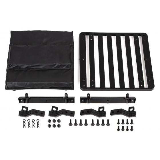 Element RC Front Runner Bed Rack and RTT Set
