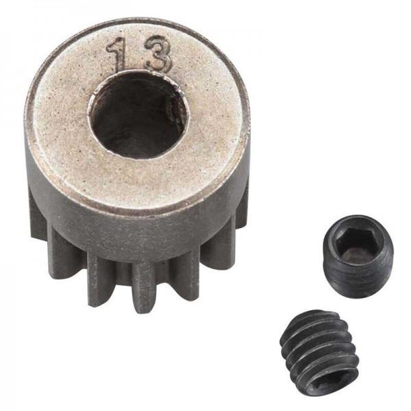AX30839 Pinion Gear 32P 13T Steel 5mm Motor Shaft