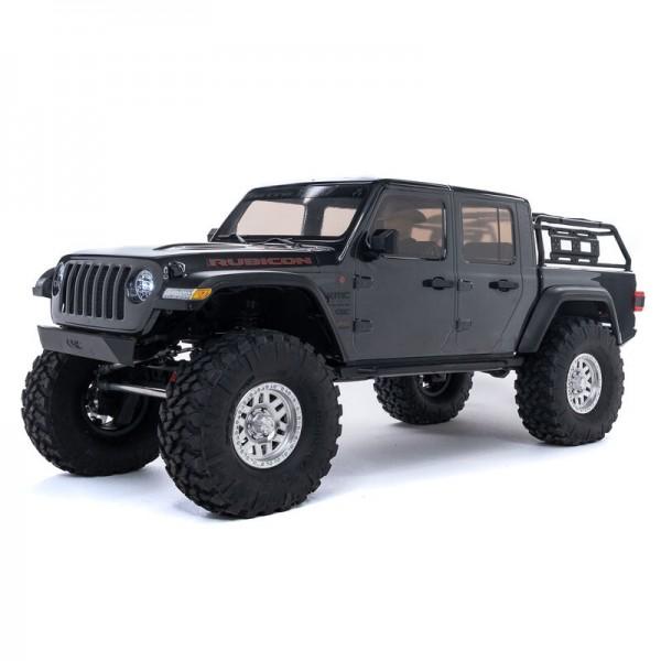 SCX10 III Jeep JT Gladiator 1/10 RTR Grau