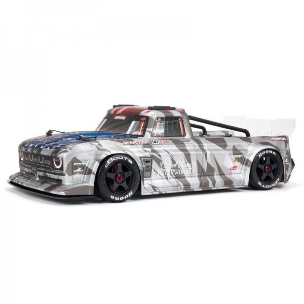 INFRACTION 6S BLX 1:7 All-Road Truck Silver