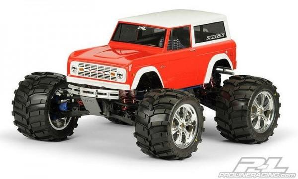 Pro-Line 1973 Ford Bronco Crawler (nur Karo klar)