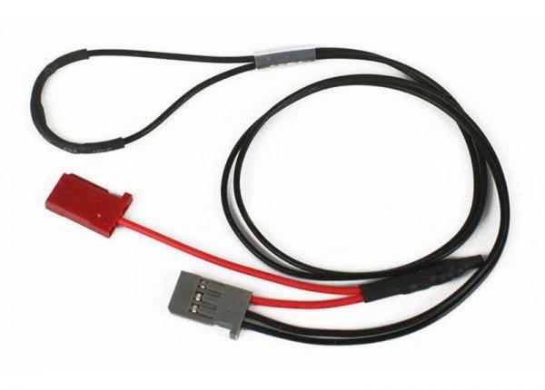 Temperatur+Spannungs-Sensor Telemetrie lang