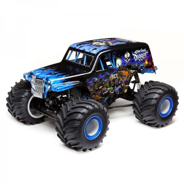 LMT 4WD Monster Truck Starrachsen Son-uva Digger RTR