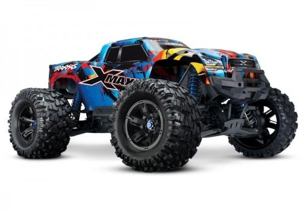 Traxxas TRX77086-4 X-Maxx 8S 4x4 VXL Rock'n'Roll RTR ohne Akku/Lader 4WD
