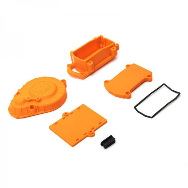 Cage Radio Box, Spur Cover (Orange): RBX10 RYFT