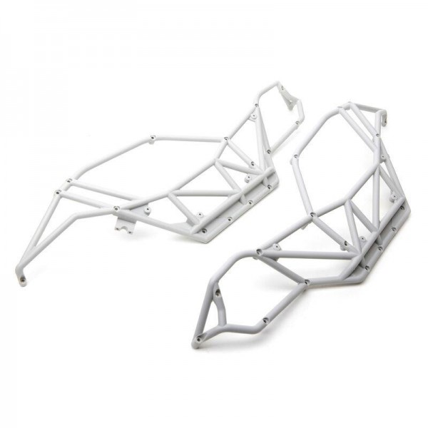 Cage Sides, L R (Gray): RBX10 RYFT