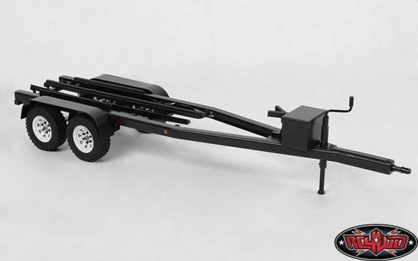 BigDog 1/10 Dual Axle Scale Boat Trailer RC4WD