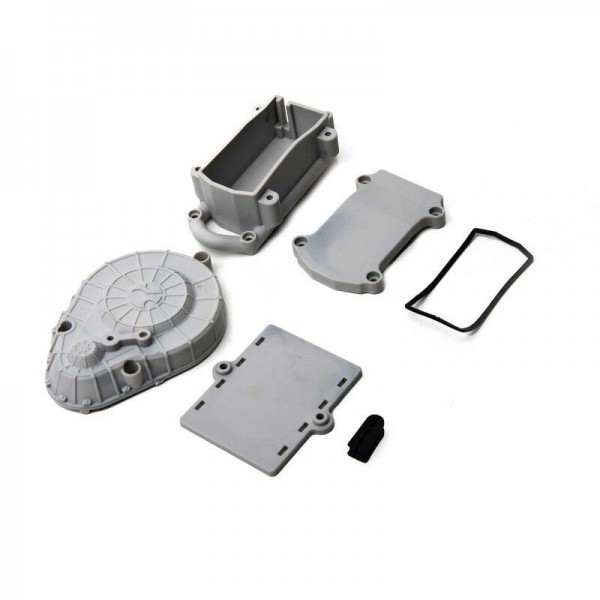 Cage Radio Box, Spur Cover (Gray): RBX10 RYFT