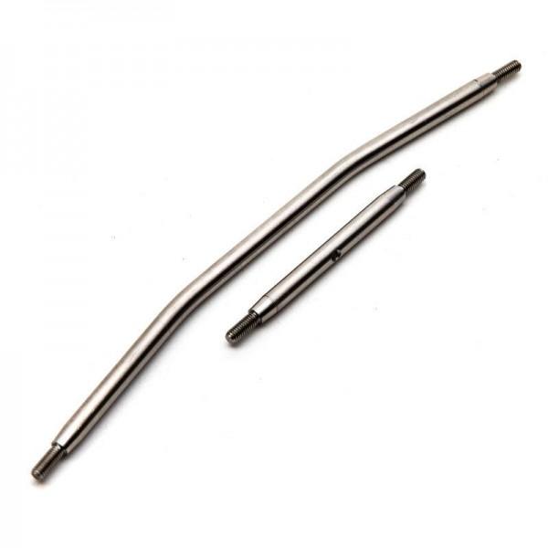 Steering Links Stainless Steel (2): RBX10 RYFT