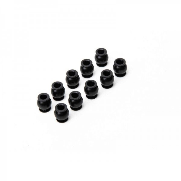 Pivot Ball Stainless, 6.8x7.5mm (10): RBX10 RYFT