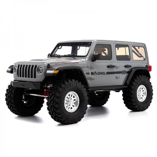 SCX10 III Jeep JLU Wrangler 1/10 RTR Grau
