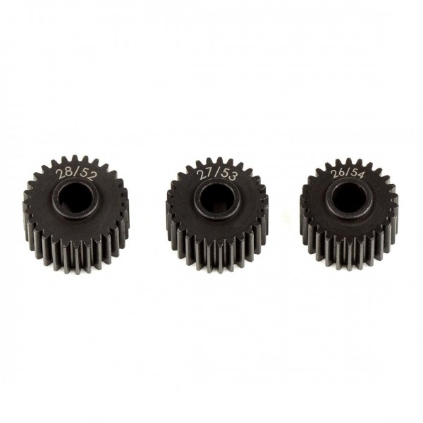 Element RC FT Stealth(R) X Idler Gear Set, machined