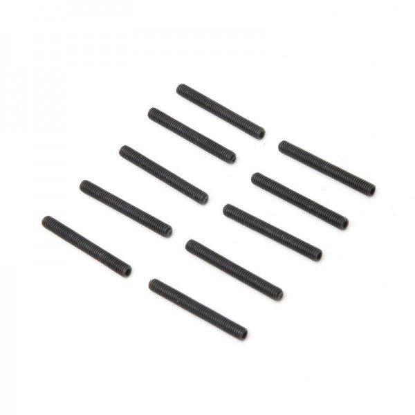 M3 x 25mm Cup Point Set Screw (10)