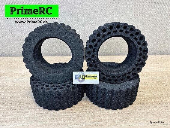 A.L.T Foams 1.9 Zoll 108 x 35 mm Ultra Super Soft für eine Lage Gewichte (2 Stück)