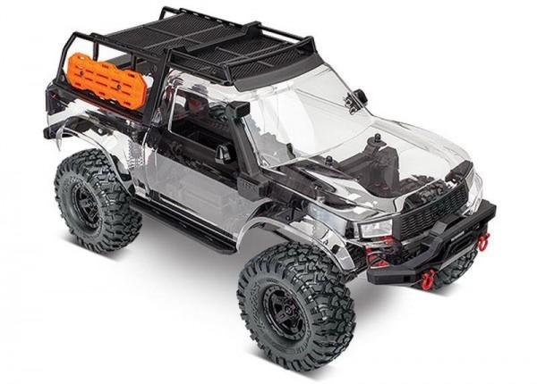 Traxxas TRX82010-4 TRX-4 Sport 4x4 Kit (Bausatz) ohne Elektronik 1/10 4WD Scale-Crawler Kit inklusiv