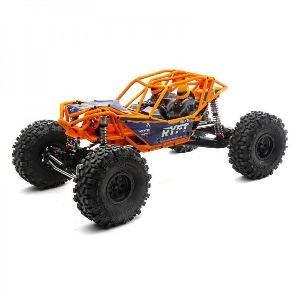 RBX10 Ryft 1/10th 4wd RTR Rock Bouncer Orange