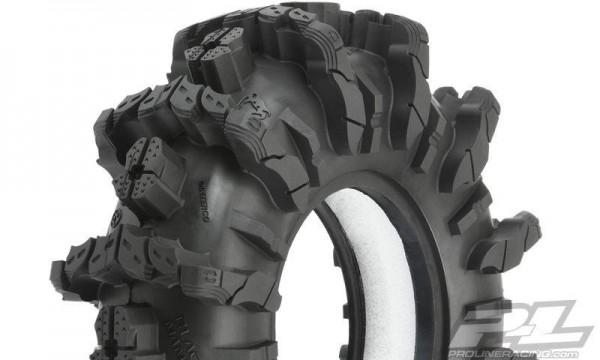 Pro-Line Interco Black Mamba Mud Terrain Reifen v/h (2) 2.6