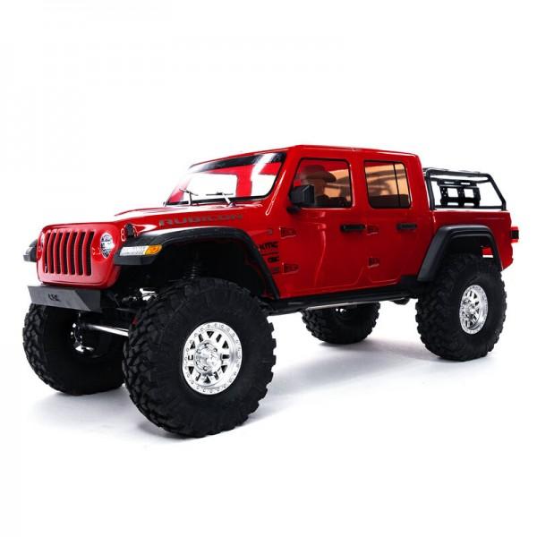 SCX10 III Jeep JT Gladiator 1/10 RTR Rot