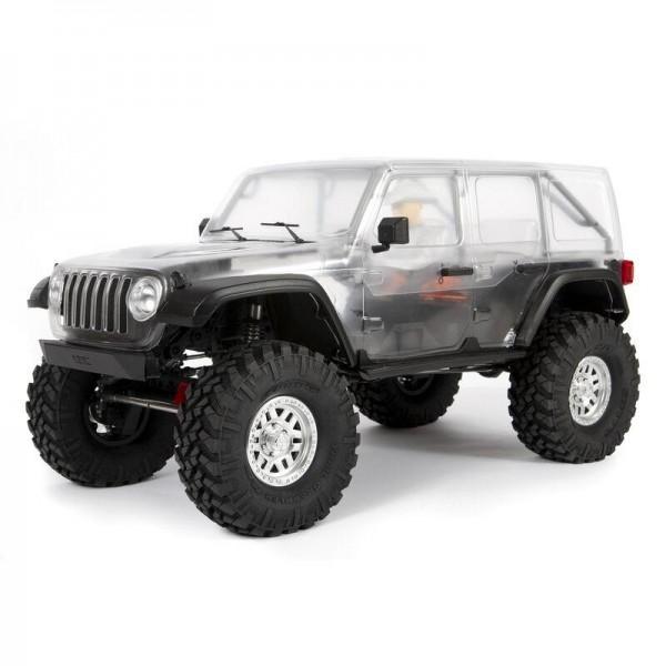 SCX10 III Jeep JLU Wrangler 1/10 KIT