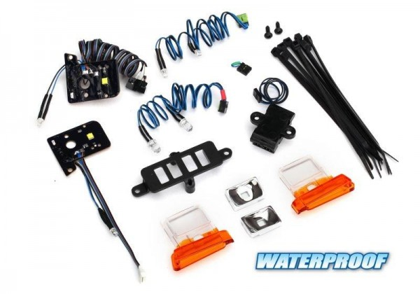 Lichter-Set Ford Bronco TRX-4 ohne Power-Supply TRAXXAS