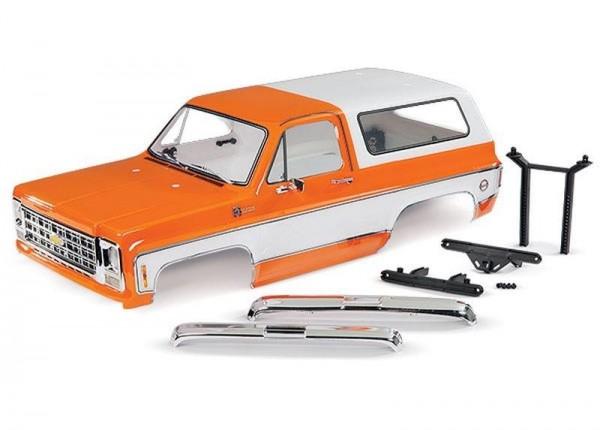 Karo Chevrolet Blazer 1979 orange (komplett mit Anbauteilen)