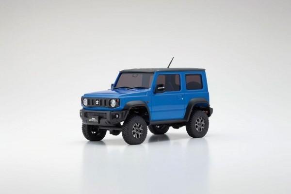 Mini-Z 4X4 MX-01 Suzuki Jimny Sierra Brisk Blue